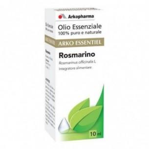olio essenziale rosmarino 10 ml - integratore depurativo