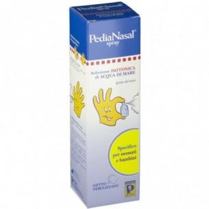 Pedianasal Spray 100 ml - Soluzione isotonica di acqua di mare