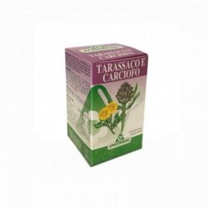 Tarassaco Carciofo 80 perle - integratore per la funzione digestiva