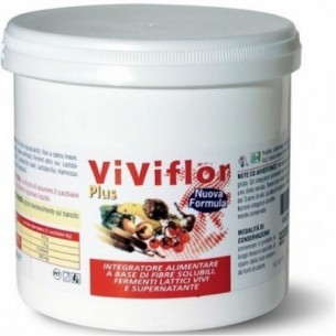 Viviflor 250 gr polvere - integratore per il benessere gastrointestinale