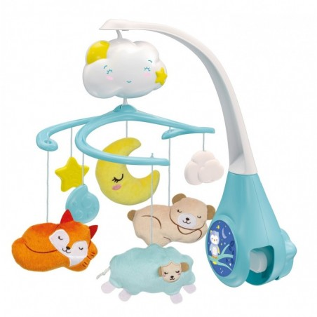 CLEMENTONI - Sweet Cloud Cot Mobile - Giostrina