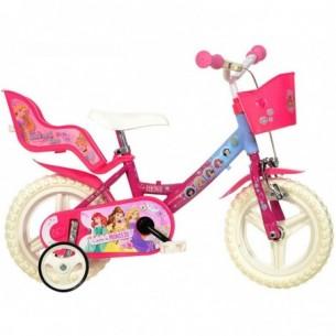 "Principesse Disney - Bicicletta ruota 12"""