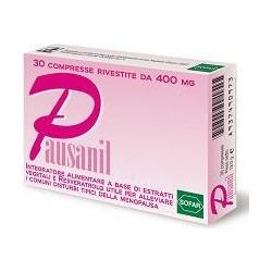 Pausanil 30 Compresse Integratore Per I Disturbi Legati Alla Menopausa