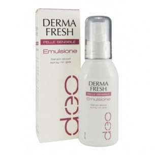 Dermafresh deo - Deodorante pelle sensibile Spray no gas 75 ml