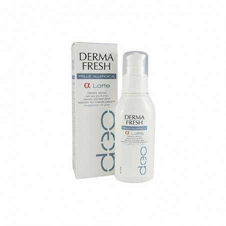 Meda Pharma - Dermafresh deo - Deodorante Pelle Allergica 100 ml