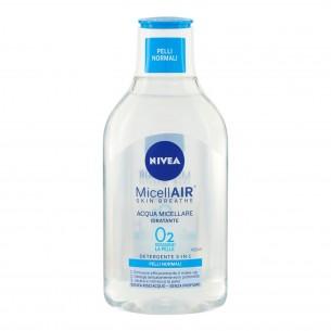 acqua micellare idratante per pelli normali 400 ml