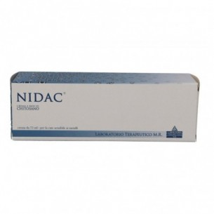 Nidac - crema per la cute sensibile ai metalli 75 ml