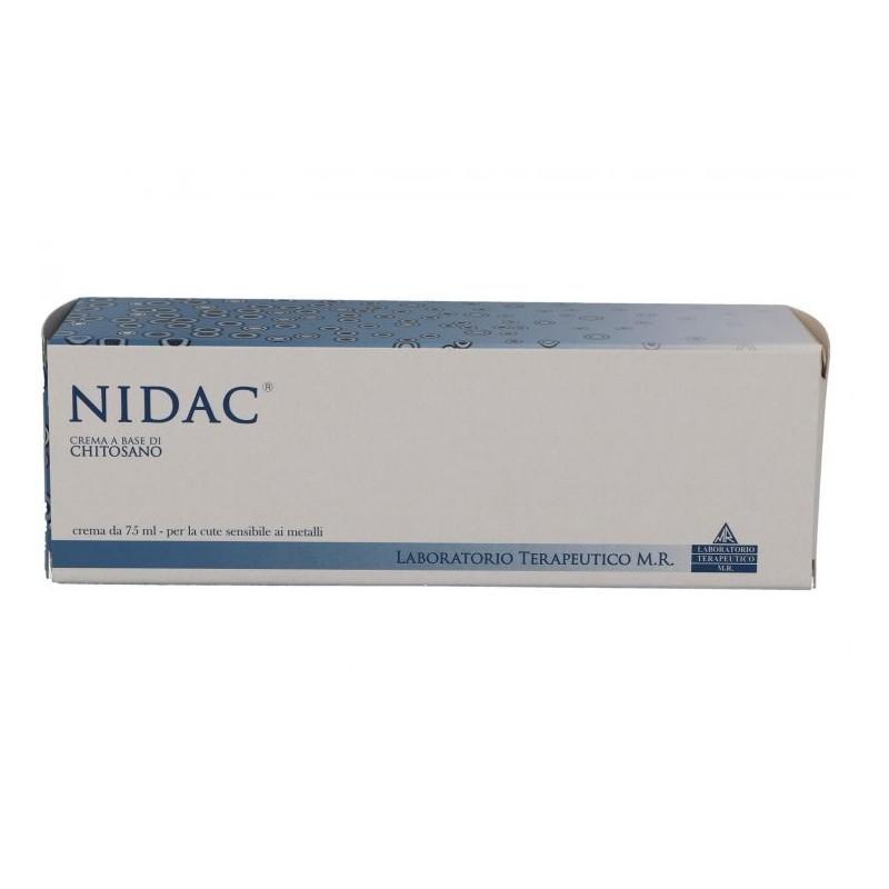 LABORATORIO TERAPEUTICO M.R. - Nidac - crema per la cute sensibile ai metalli 75 ml