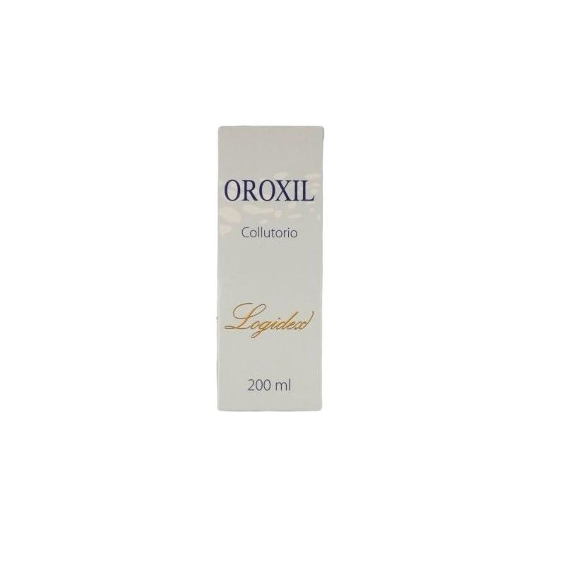 LOGIDEX - Oroxil - Collutorio con resveratrolo 200 ml