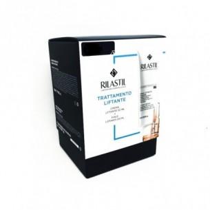Cofanetto trattamento liftante viso - crema liftante + 3 fiale liftanti da 1ml