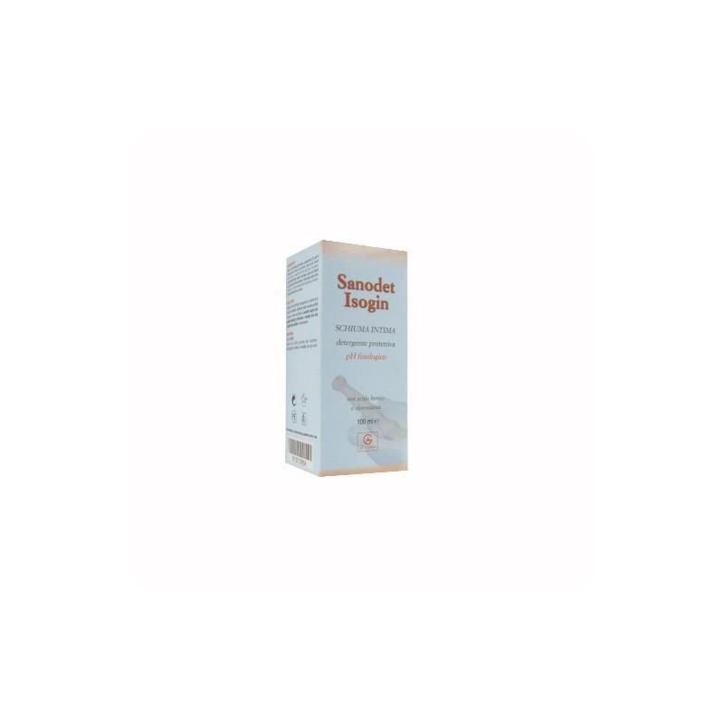 Abbate Gualtiero - Sanodet Isogin - Detergente liquido 100 ml