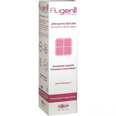 SAKURA ITALIA - Flugenil - Detergente Delicato per bambini 150 Ml