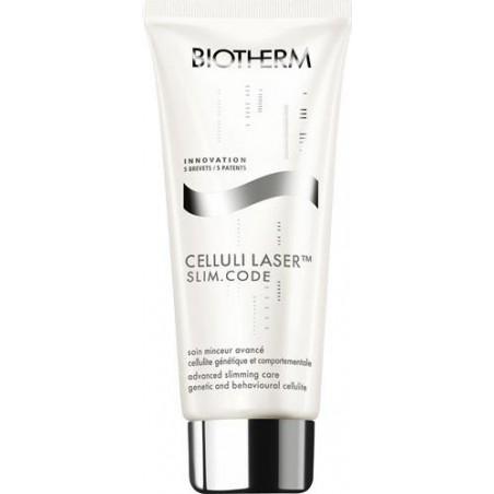 BIOTHERM - crema-gel snellente anticellulite celluli laser slim code  200 ml