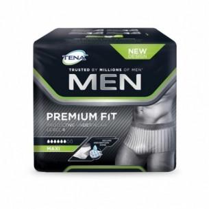 Men Premium Fit Protective Underwear Level 4 - 8 mutandine assorbenti taglia l