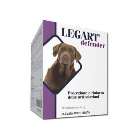 Aurora Biofarma - Legart Defender 90 Compresse - Protezione delle cartilagini articolari
