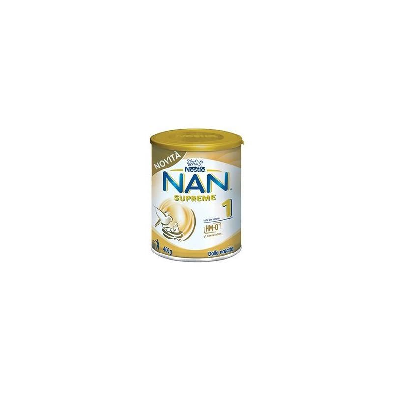 NESTLE - Nan Supreme 1 - Latte di crescita 400 g