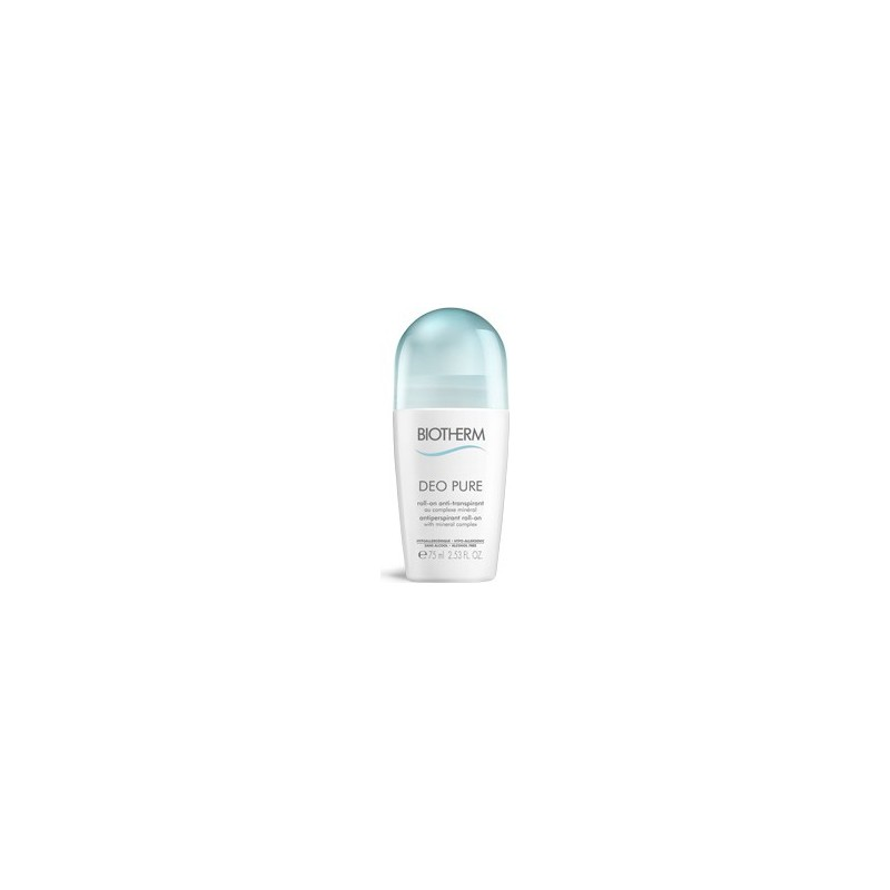 BIOTHERM - Deo Pure - deodorante roll on 75 ml