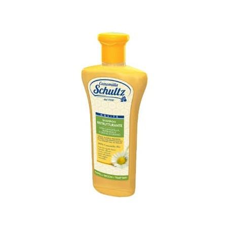 SCHULTZ - shampoo ristrutturante per capelli alla camomilla 250 ml