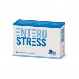 Enterostress 20 compresse - Integratore per il benessere intestinale