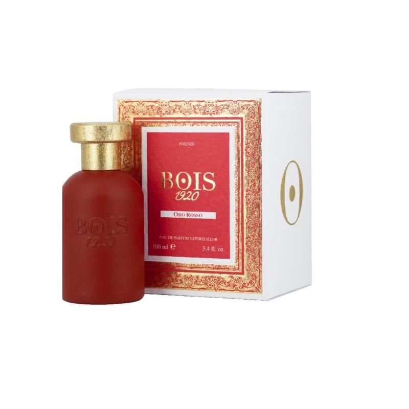 BOIS 1920 - Oro Rosso eau de parfum unisex 100 ml vapo