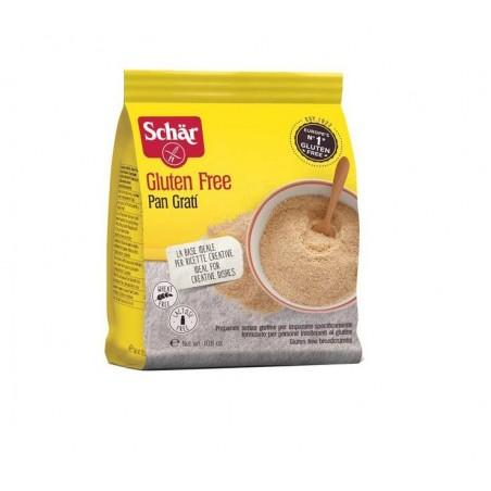 Schar - Pan Gratí - Pane grattato senza glutine 450 g
