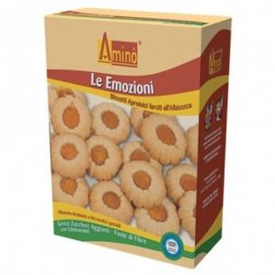 Le Emozioni - biscotti aproteici all'albicocca 250 G