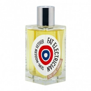 Fat Electrician Semi-Modern Vetiver Eau De Parfum uomo 100 ml vapo