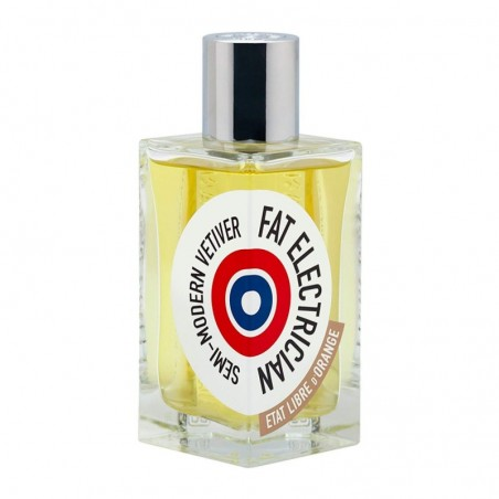 ETAT LIBRE D ORANGE - Fat Electrician Semi-Modern Vetiver Eau De Parfum uomo 100 ml vapo