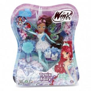 Aisha - winx Bambola Club Tynix Fairy