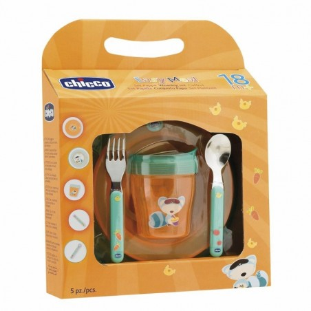 Chicco - Set Pappa Regalo  Easy Meal 18M+ 2010