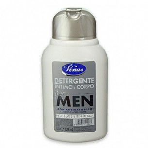 For Men - Detergente intimo e corpo con antibatterico 200 ml