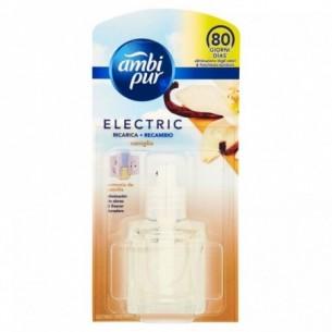 Electric - Ricarica per diffusore al profumo di Vaniglia 21,5 ml