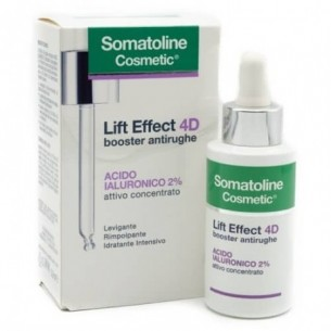cosmetic lift effect 4d booster antirughe 30 ml - offerta speciale