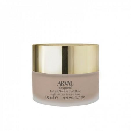 Arval - Couperoll Instant direct action SPF30 - crema giorno addolcente e rassodante 50 ml
