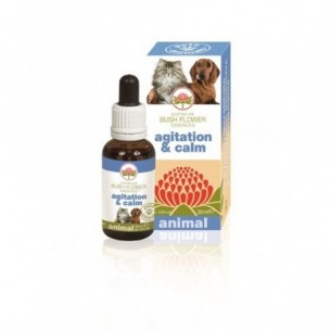 Agitation & Calm Gocce 30 ml - Australian Bush Flower Essences