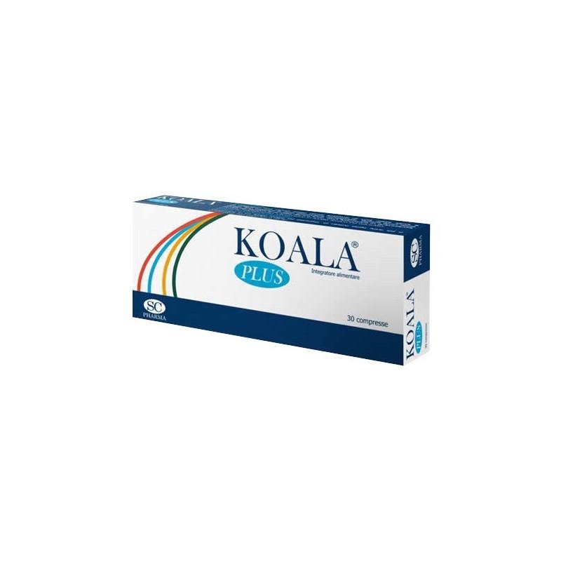 SC PHARMA - Koala Plus 30 compresse - integratore per la memoria