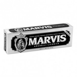 licorice mint - dentifricio al gusto liquirizia amarelli 25 ml
