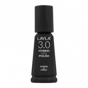 3.0 Hybrid Nail Polish - Smalto per unghie N.1.8 Black Mirror