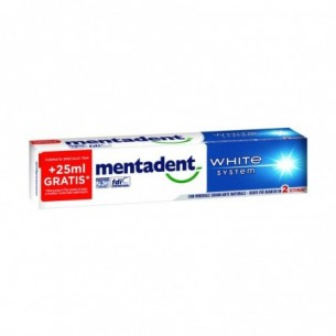 White System - Dentifricio Sbiancante 75+25 Ml