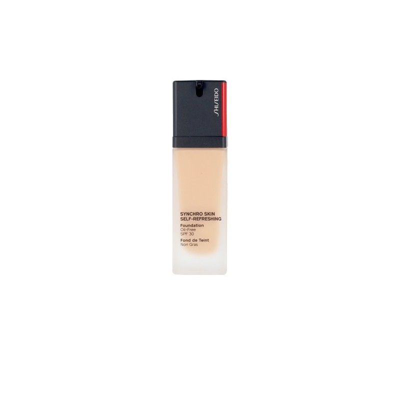 Shiseido - Synchro Skin Self Refreshing - Fondotinta SPF30 N. 350 Maple