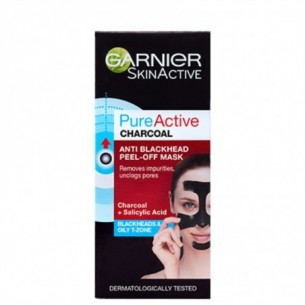 Pure active - Gel Esfoliante al carbone naturale