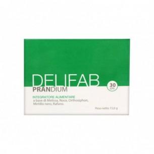 Delifab Prandium 30 capsule - Integratore per la digestione