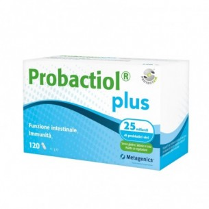 Probactiol Plus 120 capsule - Integratore per la funzione intestinale