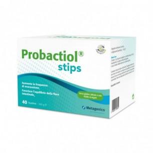 Probactiol Stips 40 Bustine - Integratore per il benessere intestinale