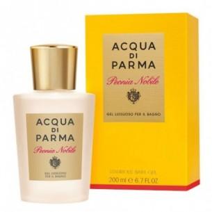 Peonia Nobile - Gel lussuoso per il bagno 50 ml