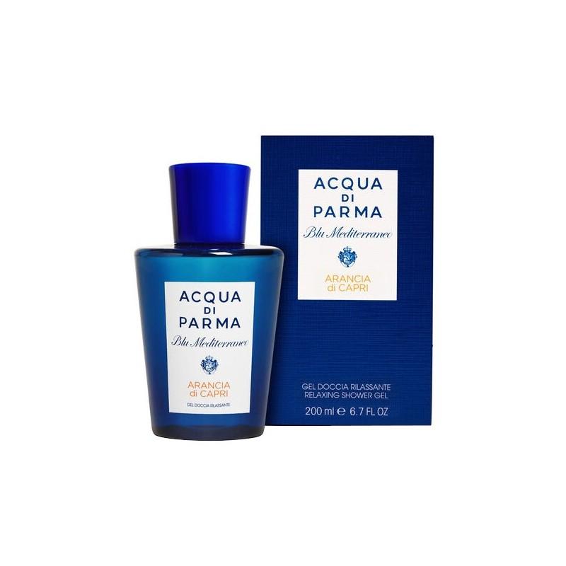 Acqua Di Parma - Arancia Capri - Gel doccia rilassante 200 ml