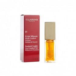 Eclat minute huile confort levres - olio per le labbra 01 honey
