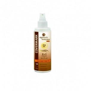 Rayblock Body Plus spray SPF30 protezione solare 100 ml Deep Tan