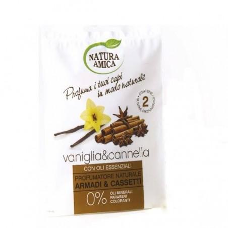 NATURA AMICA - Profumazione per ambienti alla Vaniglia e Cannella