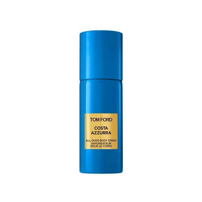 Tom Ford - costa azzurra - All Over Body Spray - Profumo Per Il Corpo 150 Ml